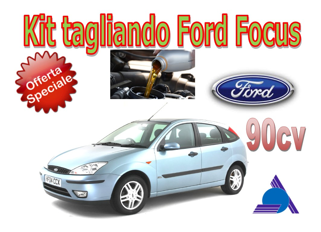 Offerta kit focus 90cv