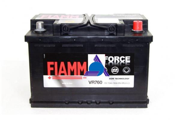 FIAMM BATTERIE VR760