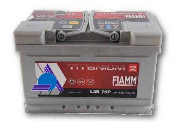 FIAMM BATTERIE L3B75P