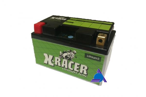 X-RACER Batterie Litio LIT3