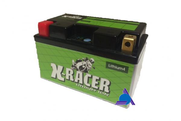 X-RACER Batterie Litio LIT4
