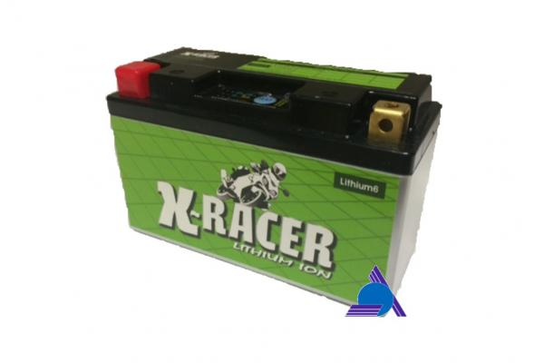 X-RACER Batterie Litio LIT6