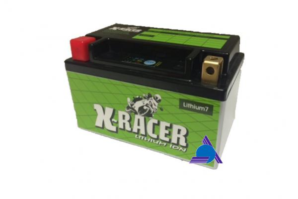 X-RACER Batterie Litio LIT7