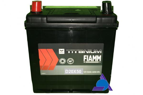 FIAMM BATTERIE D20X50