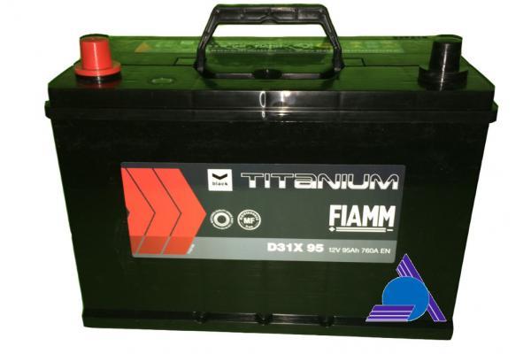 FIAMM BATTERIE D31X95