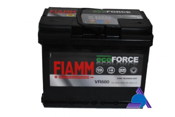 FIAMM BATTERIE VR680