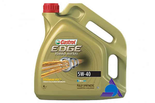 CASTROL EDGETD5W401