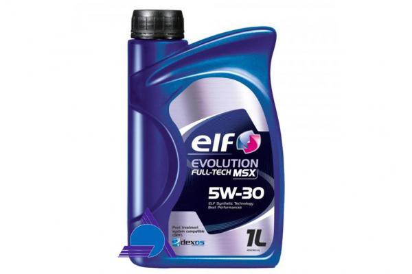 ELF EVOL5W30MSX1