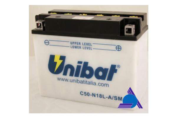 Unibat C50N18LA