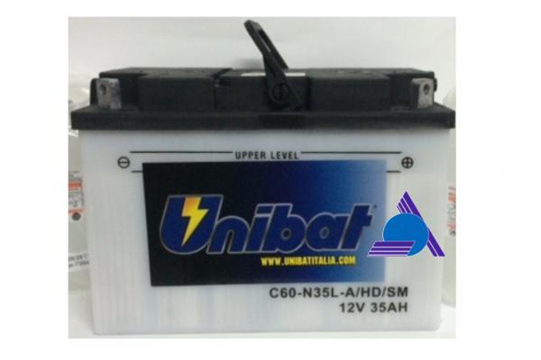 Unibat C60N35LA