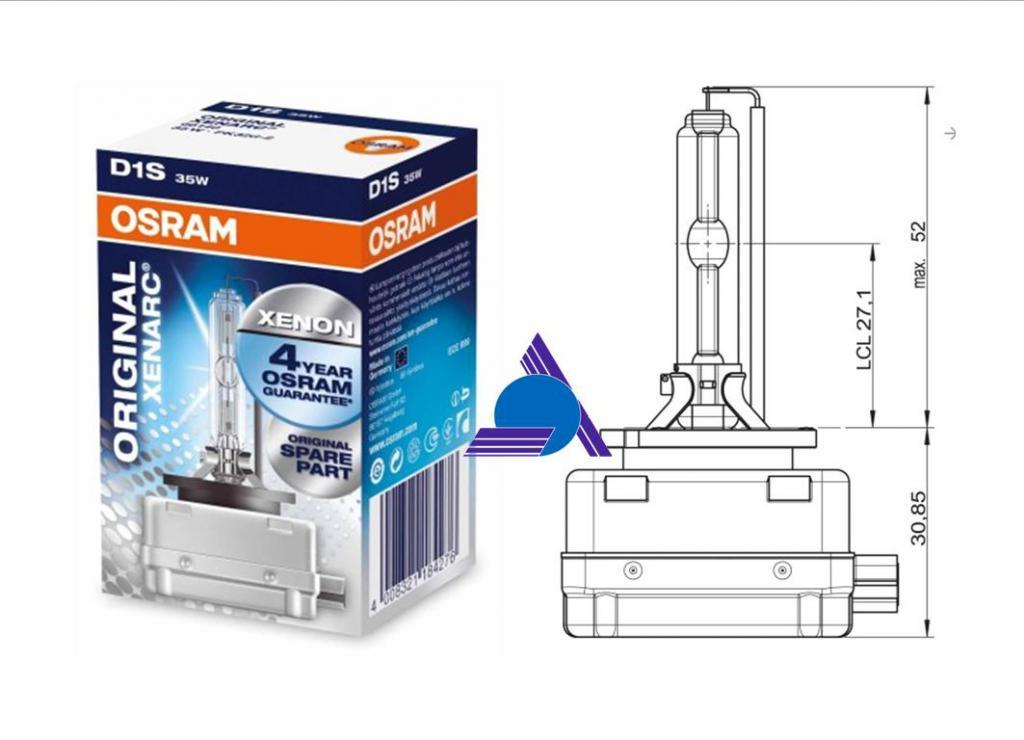 OSRAM 66140 - 1