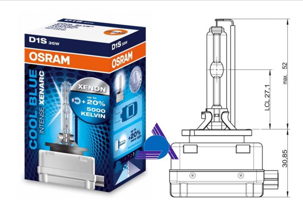OSRAM 66144CBI - 1