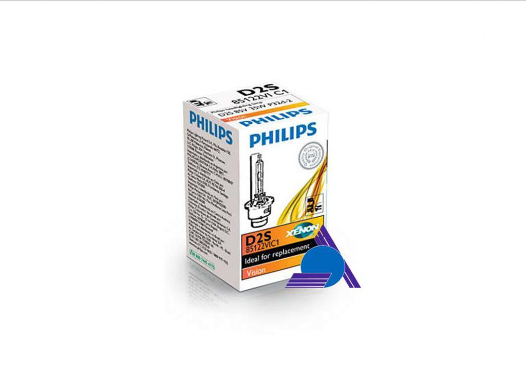 PHILIPS D2S - 1