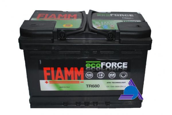 FIAMM BATTERIE TR680
