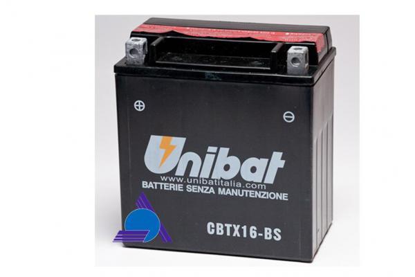 Unibat CBTX16BS