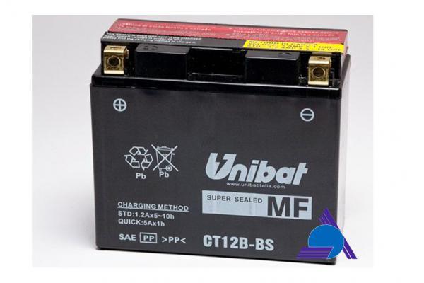 Unibat CT12BBS