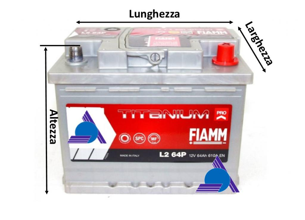 Batterie - 1