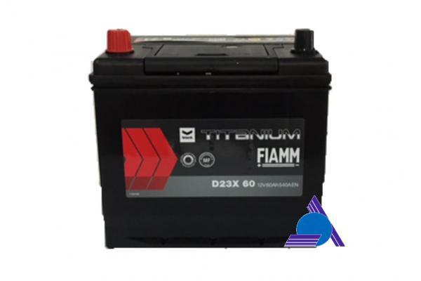 FIAMM BATTERIE D23X60