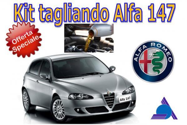 KIT TGLAL01SEL - ALFA ROMEO 147 (W8) (10/04>07/11