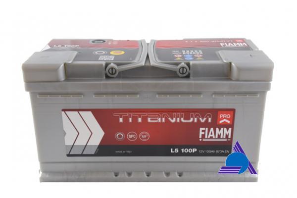 FIAMM BATTERIE L5100P