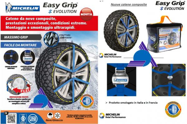 MICHELIN EVO13