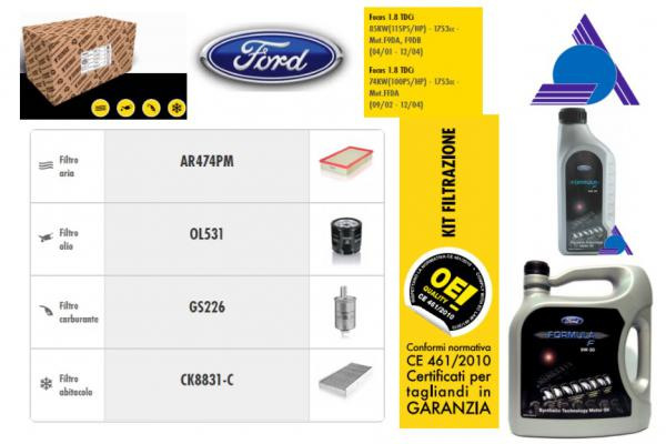 KIT FO92FORD