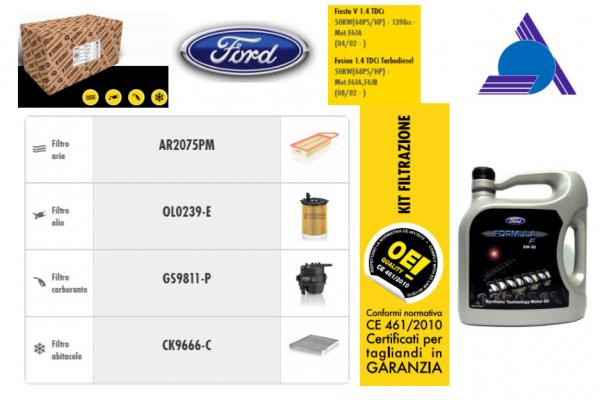 KIT FO104FORD