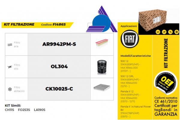 KIT FI486S