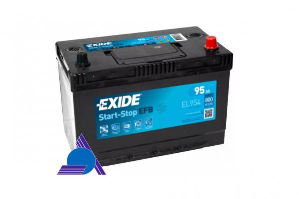 EXIDE EL954 - MAZDA CX-5 1ª serie CX-5 2.2L Skyactiv-D 150CV 2WD Exceed