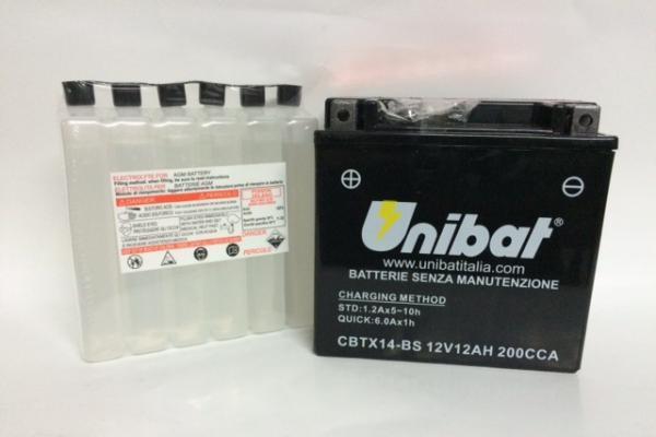 Unibat CBTX14LBS